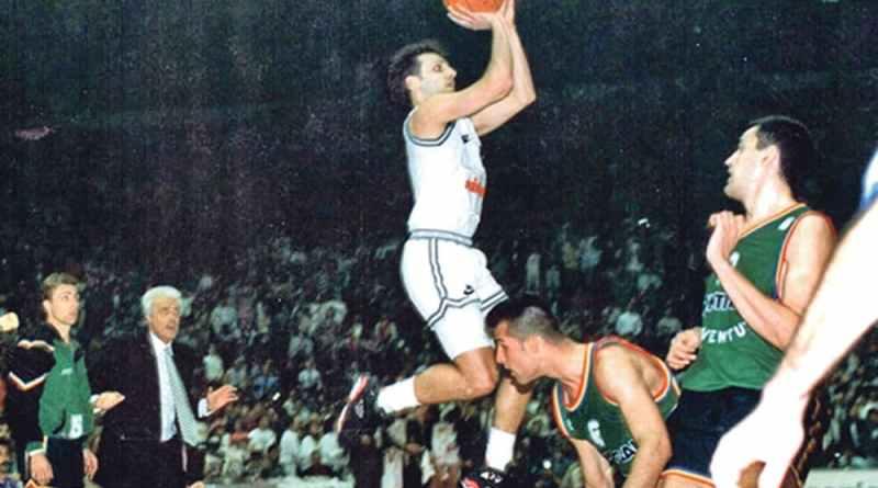 Final Four 1992 Partizan Djordjevic
