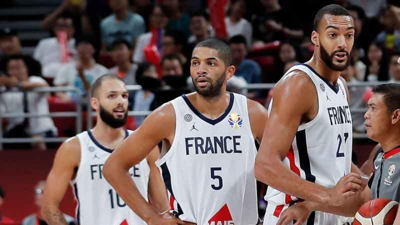 Francia NBA Tokio 2020