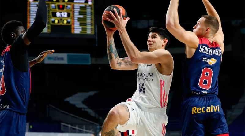 Deck Thunder NBA Madrid