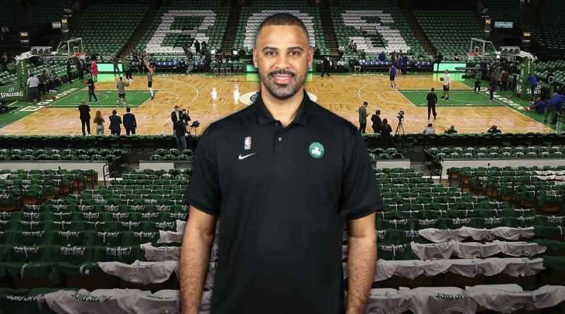 Ime Udoka Boston Celtics