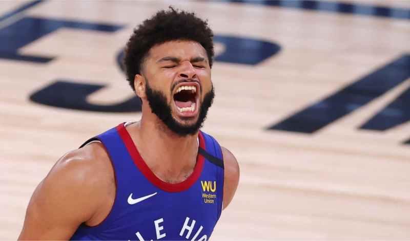 Denver Nuggets Jamal Murray