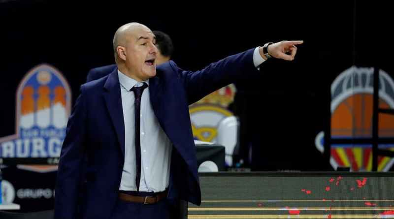 Jaume Ponsarnau Valencia Basket Copa ACB