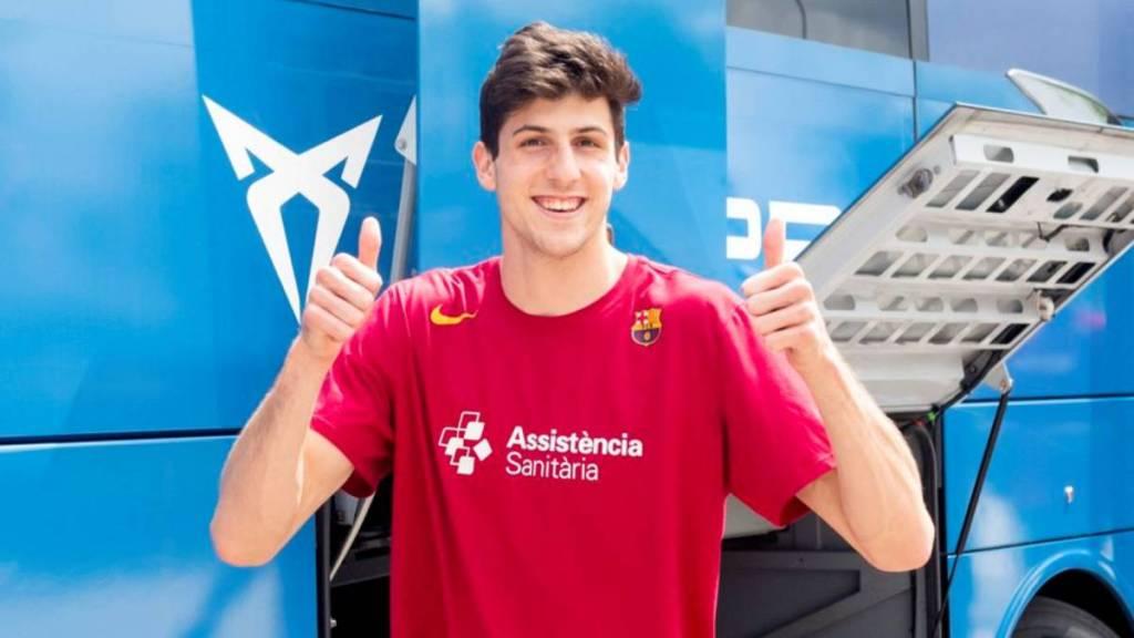 Leando Bolmaro FC Barcelona
