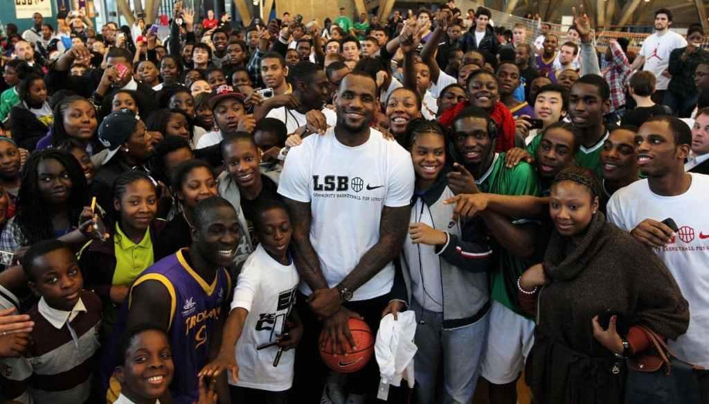 Lebron James: More than an Athlete
