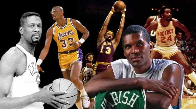 Máximos reboteadores NBA