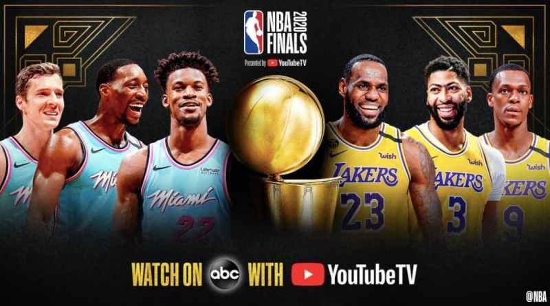 Horarios Fechas NBA Final 2020