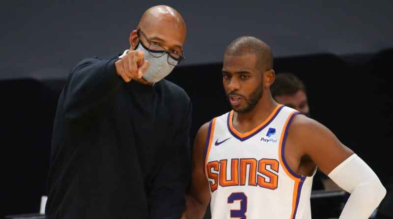Monty Williams Phoenix Suns