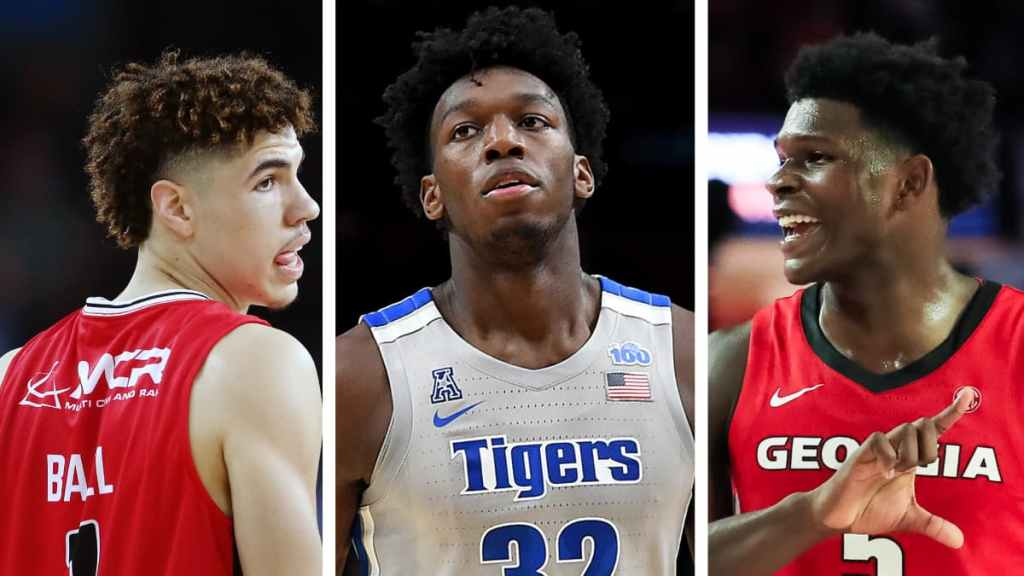 NBA Draft 2020 previsiones