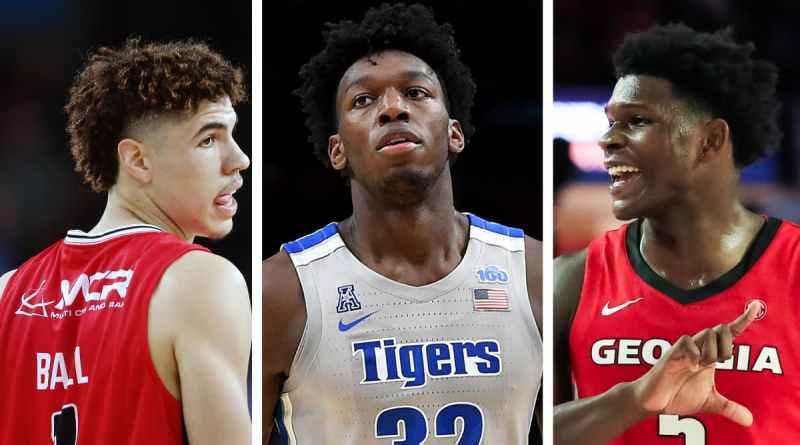 NBA Draft 2020 previsiones