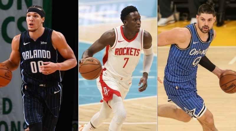 NBA trade deadline 2021 Gordon Oladipo Vucevic