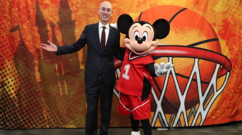 NBA Walt Disney