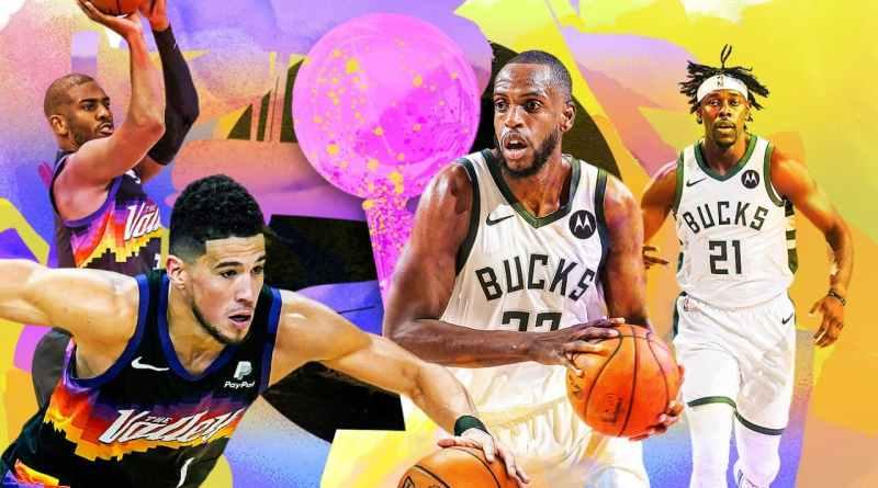 NBA Finals Suns Bucks