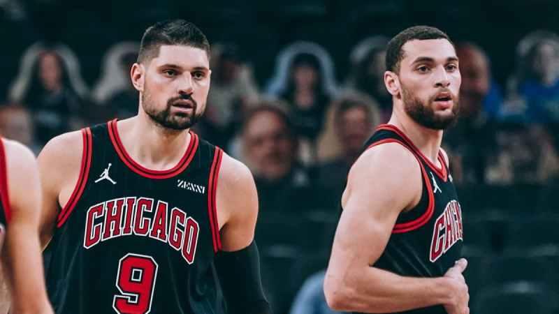 Nikola Vucevic Chicago Bulls
