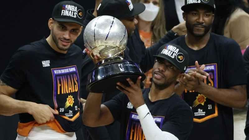 Phoenix Suns Conferencia Oeste 2021