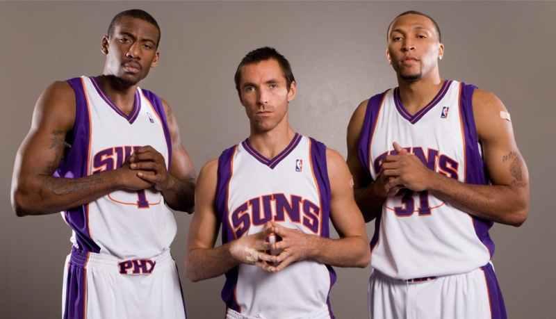 Phoenix Suns Steve Nash
