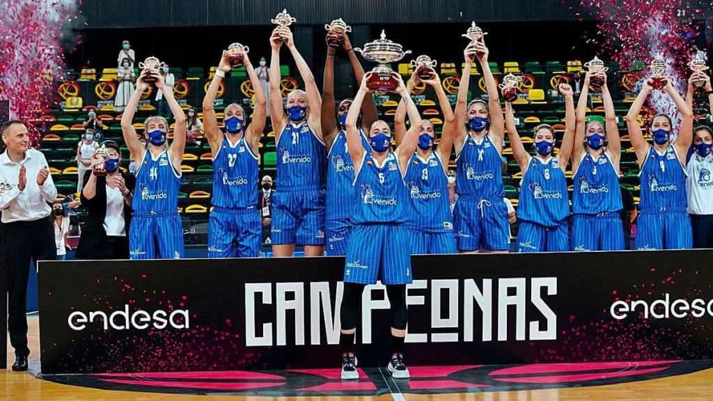 Supercopa feminina baloncesto 2020