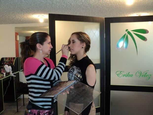 Maquillaje para las graduadas