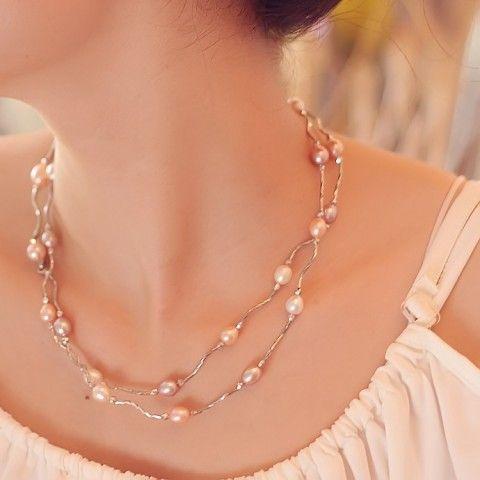 cómo lucir un collar