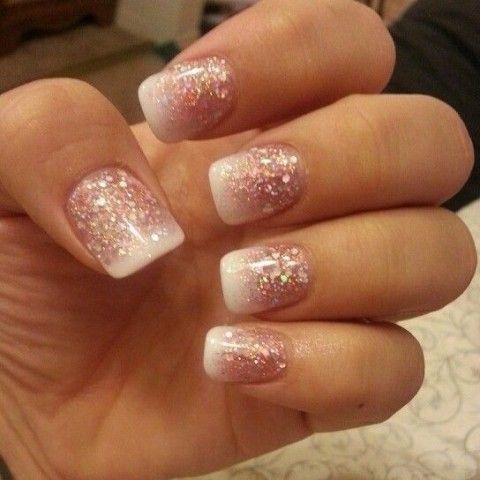 Técnicas para hacer degradado de uñas