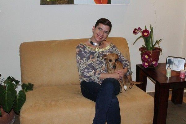 """Sandra Vélez se confiesa y muestra a un ser humano que """"sí ha cambiado el mundo"""""""