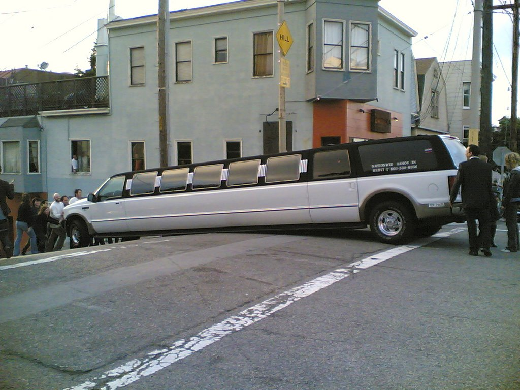 Beached Suv Limo Tien Chiu S Blog