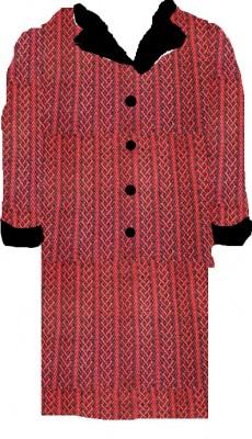 Photoshop simulation of the coat