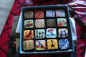 box of chocolates, anyone?