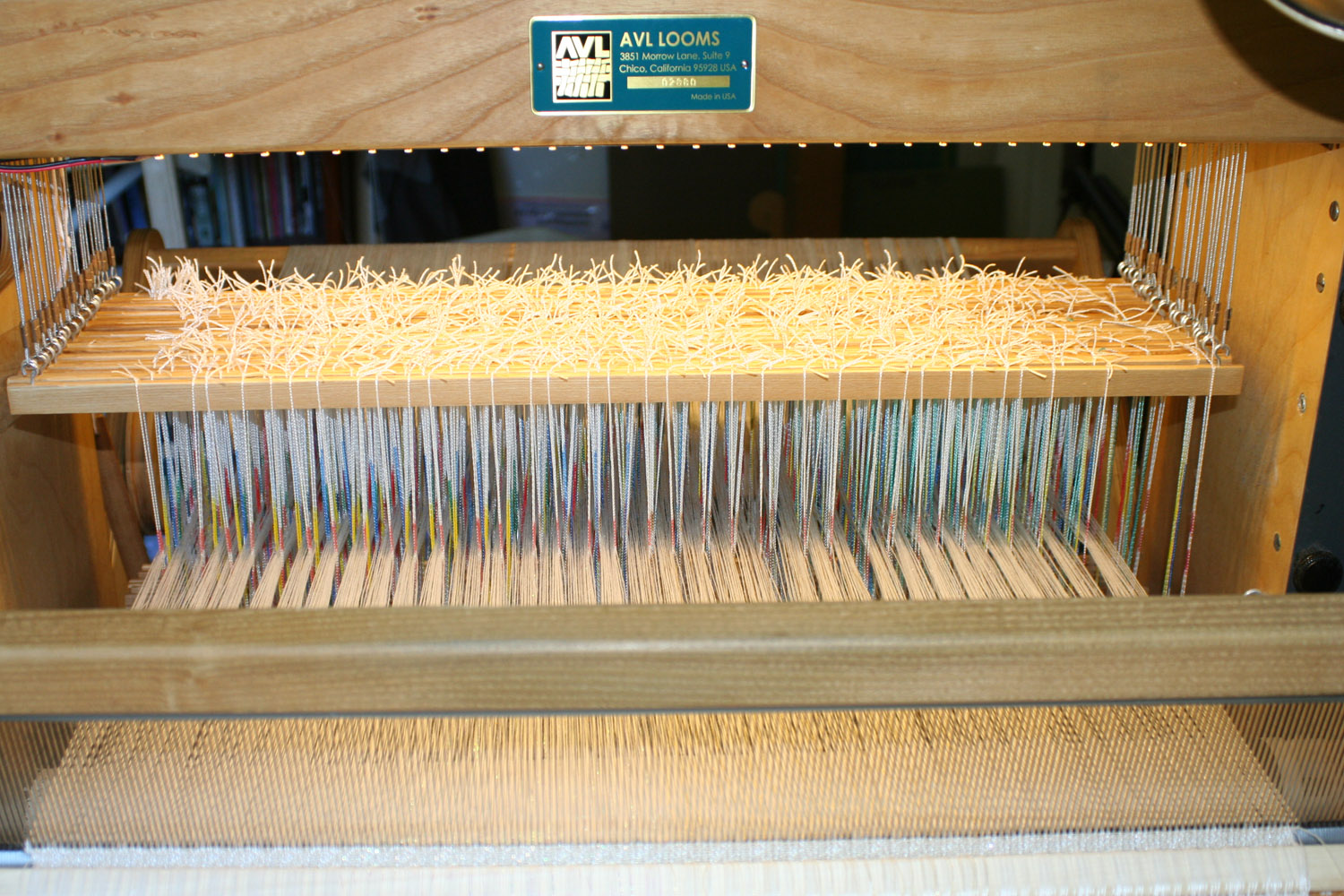 Strip out all of the loom