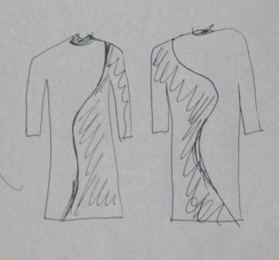 sketch of muslin #10