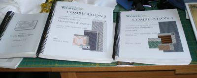 Complex Weavers Journal, Compilations 2, 3, and 4