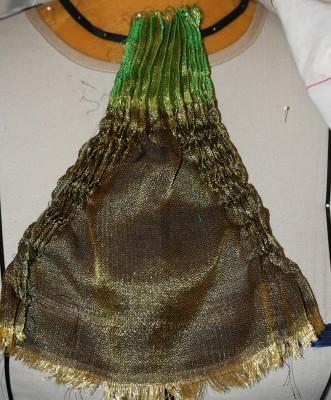 3rd sample from crimp cloth workshop