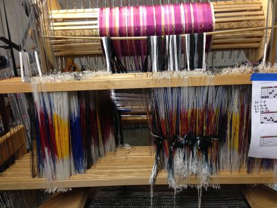 mostly-threaded loom