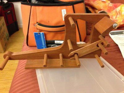 Ashford Inklette inkle loom