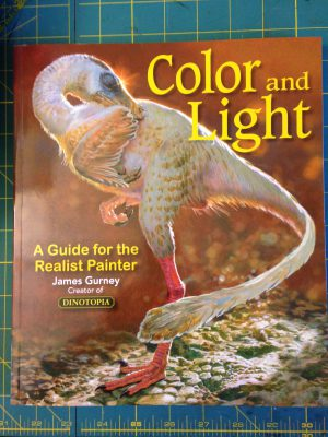 """Color and Light"" by James Gurney"