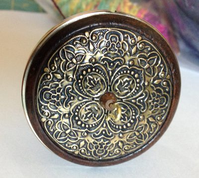 Golding ring spindle - 2 inch whorl