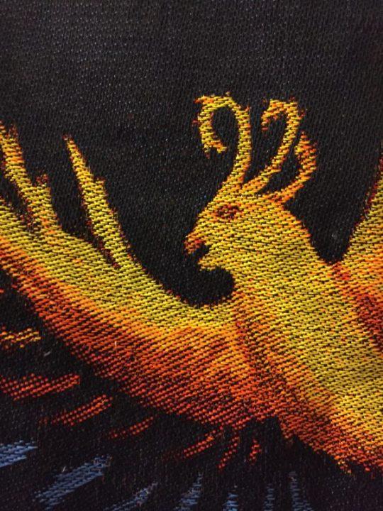 phoenix head - original