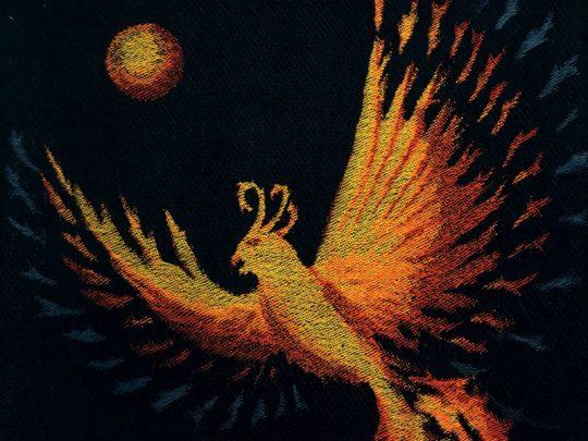 top of phoenix