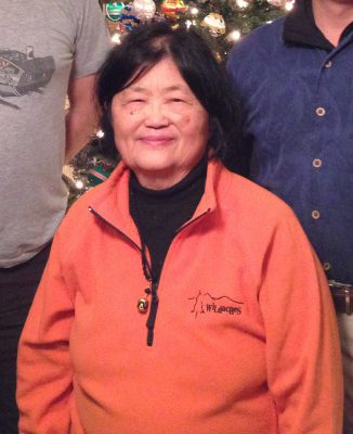My mother, Celia Chen