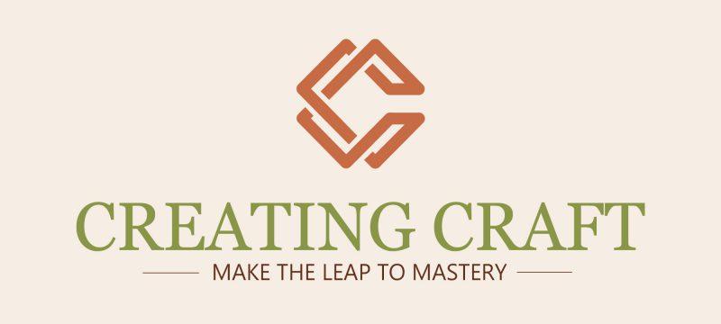 Creating Craft logo