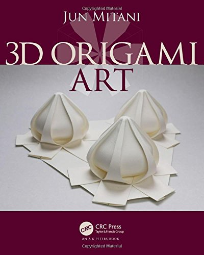 """3D Origami Art"" by Jun Mitami"