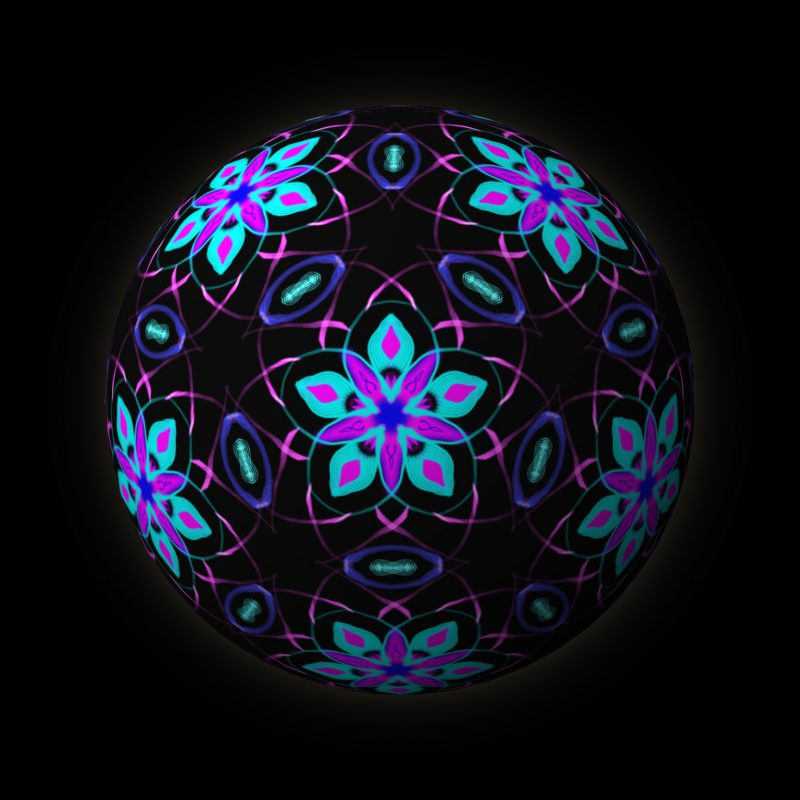design on a sphere