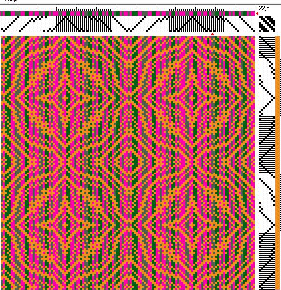 color simulations