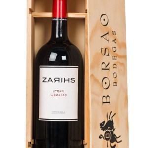 Zarihs MAGNUM con caja de madera