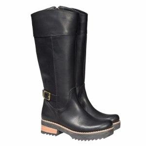 Botas Mujer Caña Alta Zapatos Bota Montar Almacen De Cueros