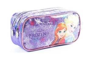Cartuchera 2 Cierres Disney Princess Frozen Elsa Mundomanias