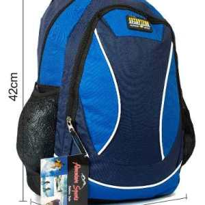 Mochila Sport Azul Cos9006 17 Pulgadas Distribuidor Zetateam