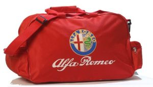 Bolso Alfa Romeo Deportivo Gimnasio Viaje Mito Giuletta 145