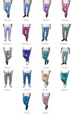 Pants Cuadrille Fly-half + 20 Modelos Diferentes + Envio