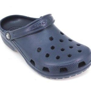 Suecos Crocs Originales Navy Blue Deporfan