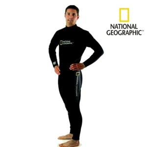 Traje De Neoprene 3.2 Mm National Geographic Calidad